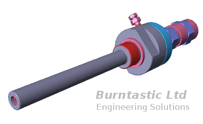 Combustion Probes - Examples